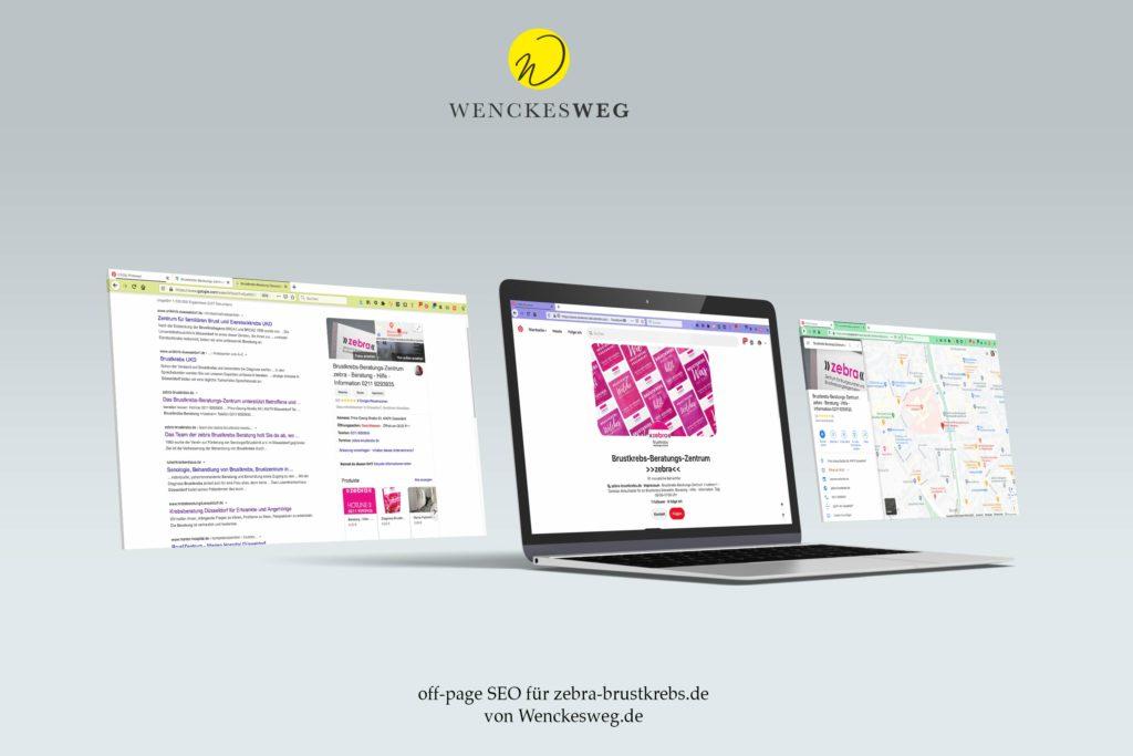 Portfolio-Wenckesweg-off-page-SEO-zebra-brustkrebs