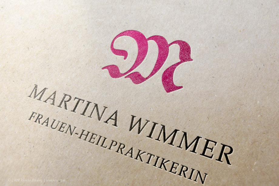 Logo-Entwicklung_Martina-Wimmer_Letterpress_Wenckesweg