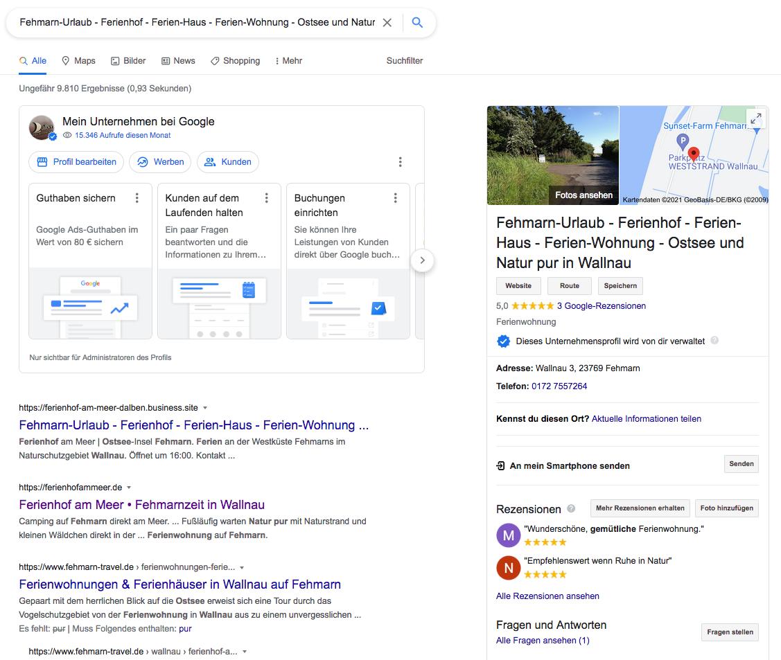 Eintrag-bei-google-Suche_4Ferienhof-Dalben_by-Wenckesweg