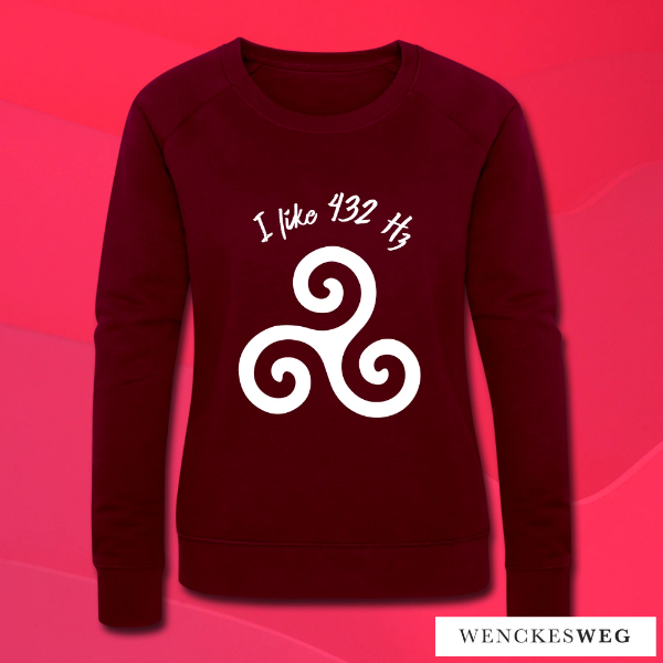 T-Shirt-Design-Symbolik_I-like-432-Hz_Triskele_wenckesweg