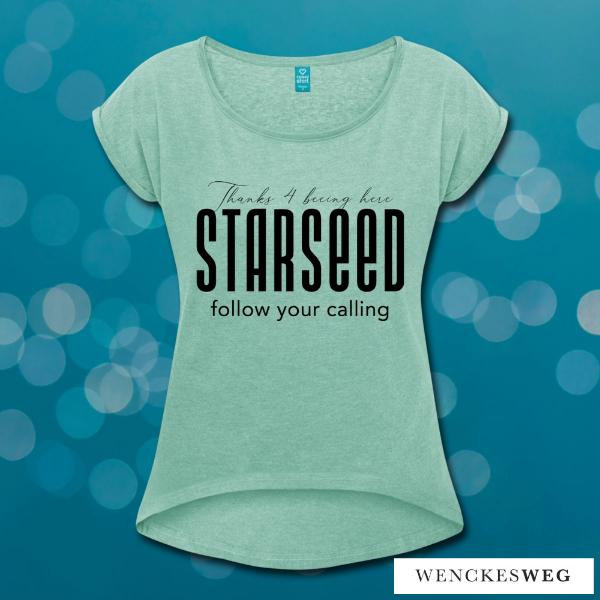 T-Shirt-Design_Starseed-follow-your-calling_Wenckesweg